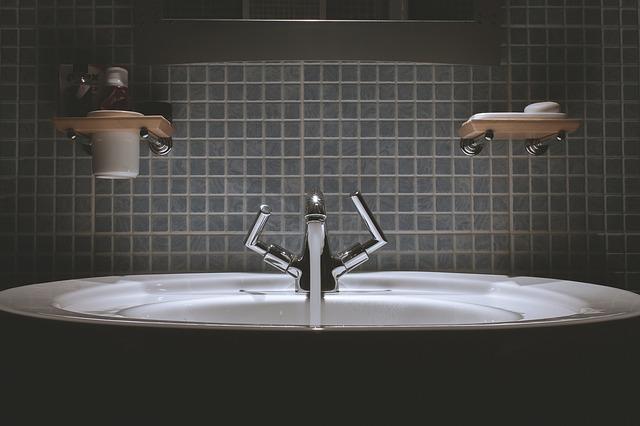 מראה חדר האמבטיה