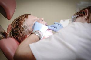 חריקת שיניים אצל ילדים